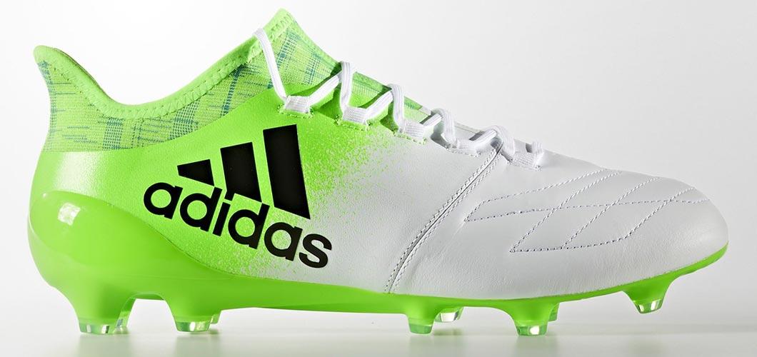 Adidas De Leather X 1 Botas 16 Fútbol 2IeEDH9bWY