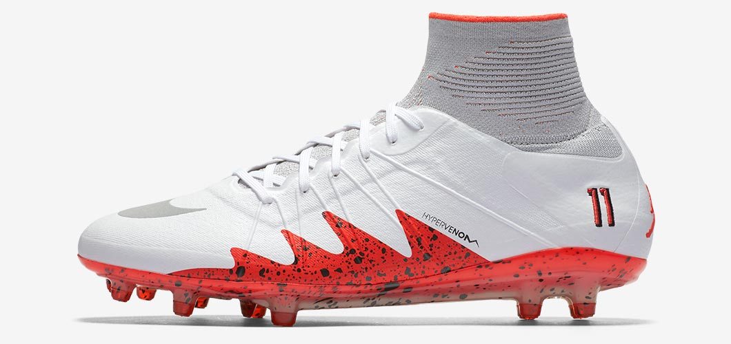 huge selection of 96608 d67cc Nike Hypervenom Phantom II Neymar x Jordan Football Boots