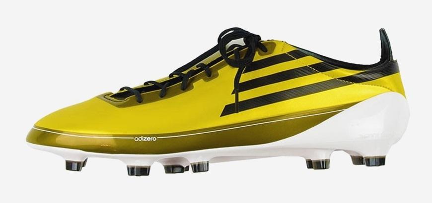 Chaussures de football adidas F50 Adizero 2010