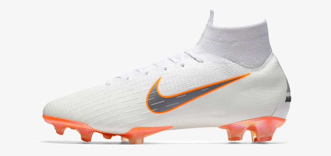 f69fccdd86d Other boots worn in the 2017-2018 season. Mercurial Superfly VI CR7 Elite