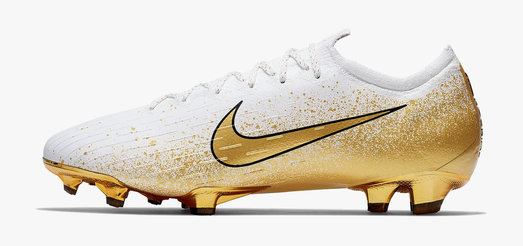 6e659fd0ef5 Other boots worn in the 2018-2019 season. Mercurial Vapor XII Elite