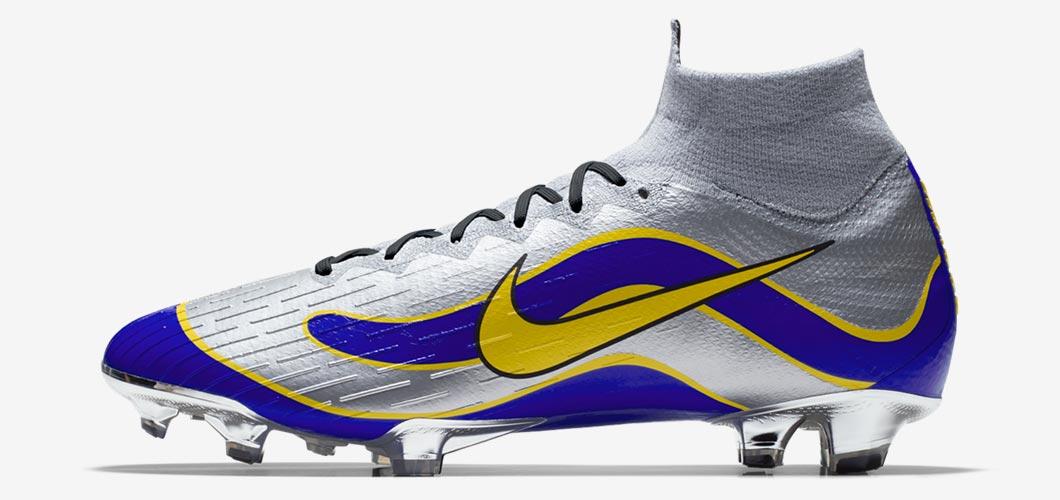 new arrival b91fb b7073 Nike Mercurial Superfly VI Elite iD Football Boots
