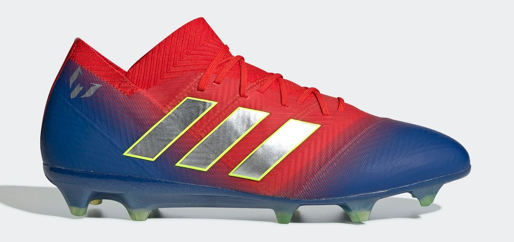 d5773c2d5db9 Other boots worn in the 2017-2018 season. Nemeziz Messi 17.1