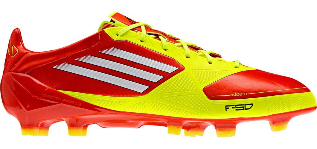 Chaussures de football adidas F50 Adizero