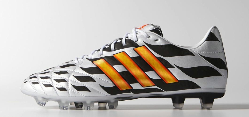 best service 4b6e0 b0f24 ... world cup brazil adidas 11pro trx fg soccer cleats white black orange  best simone romagnoli is a 28 year old defender. simone romagnoli wears  adidas ...