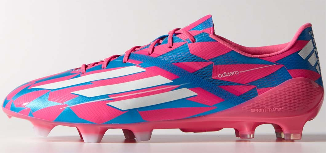 2b22a9225ccf Olivier Ntcham Football Boots 2017-18: adidas F50 Adizero